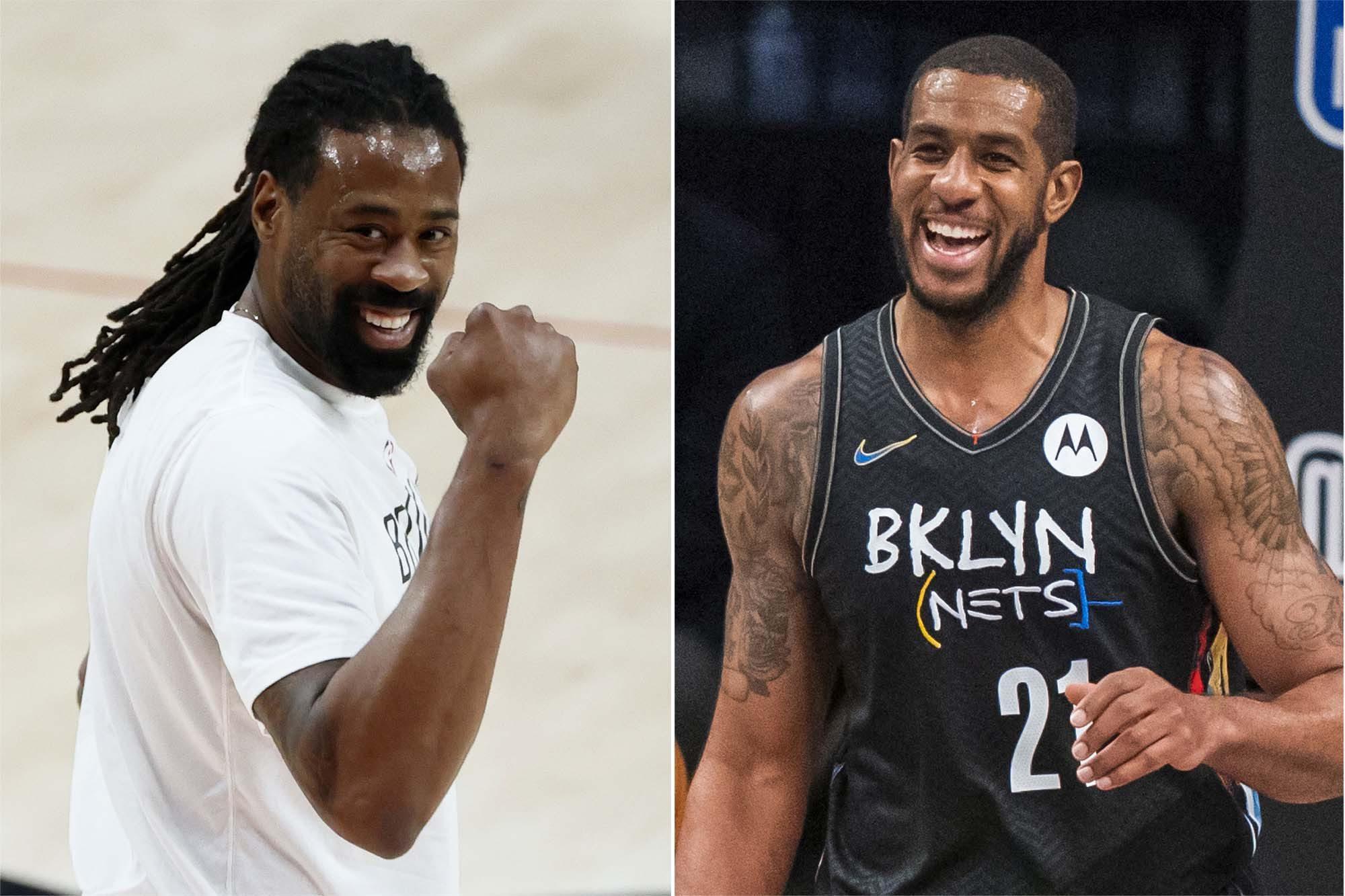 LaMarcus Aldridge Returns To Nets, DeAndre Jordan Traded To Pistons