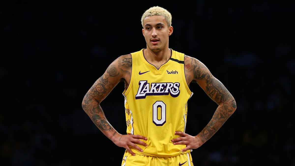 Former Laker Kyle Kuzma Never Expected to Be a Wizard