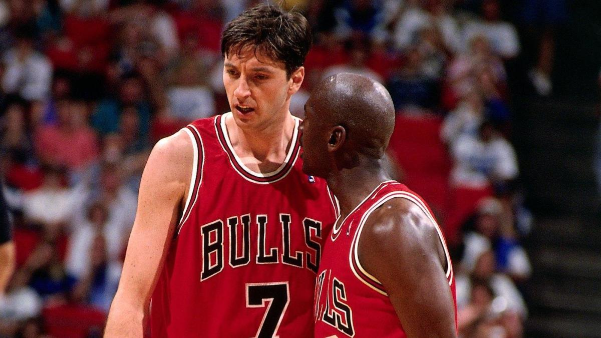 Bulls Jordan & Reinsdorf to present Toni Kukoc into Hall of Fame
