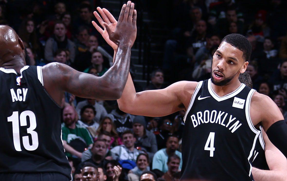 Brooklyn Nets Waive Former Top Three Pick Jahlil Okafor
