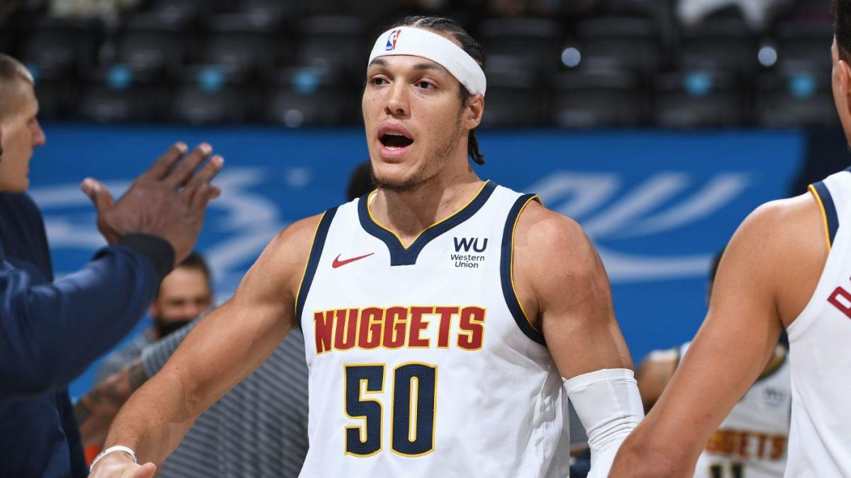 Aaron Gordon of the Nuggets