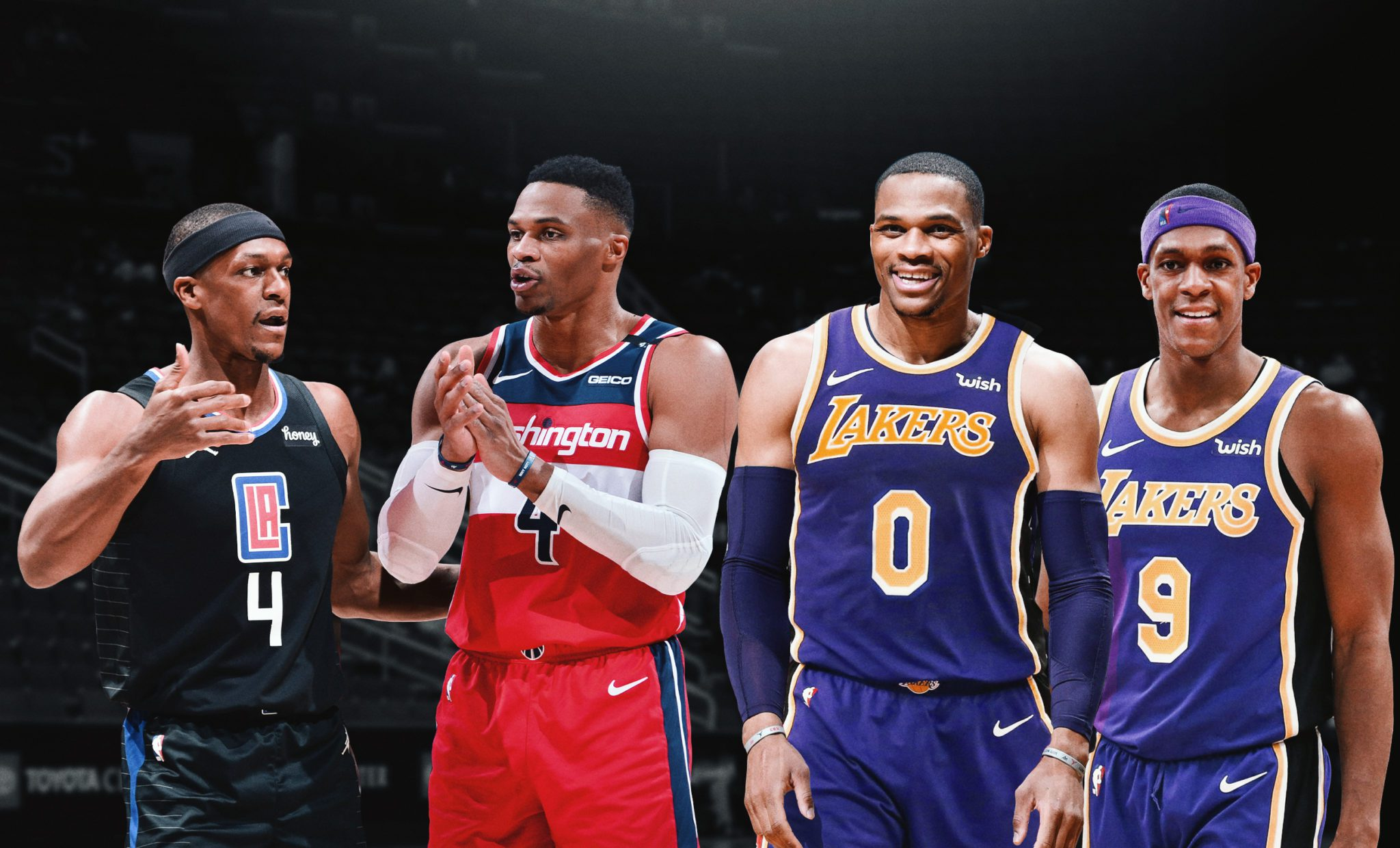 A Brief History of the Russell Westbrook-Rajon Rondo Beef