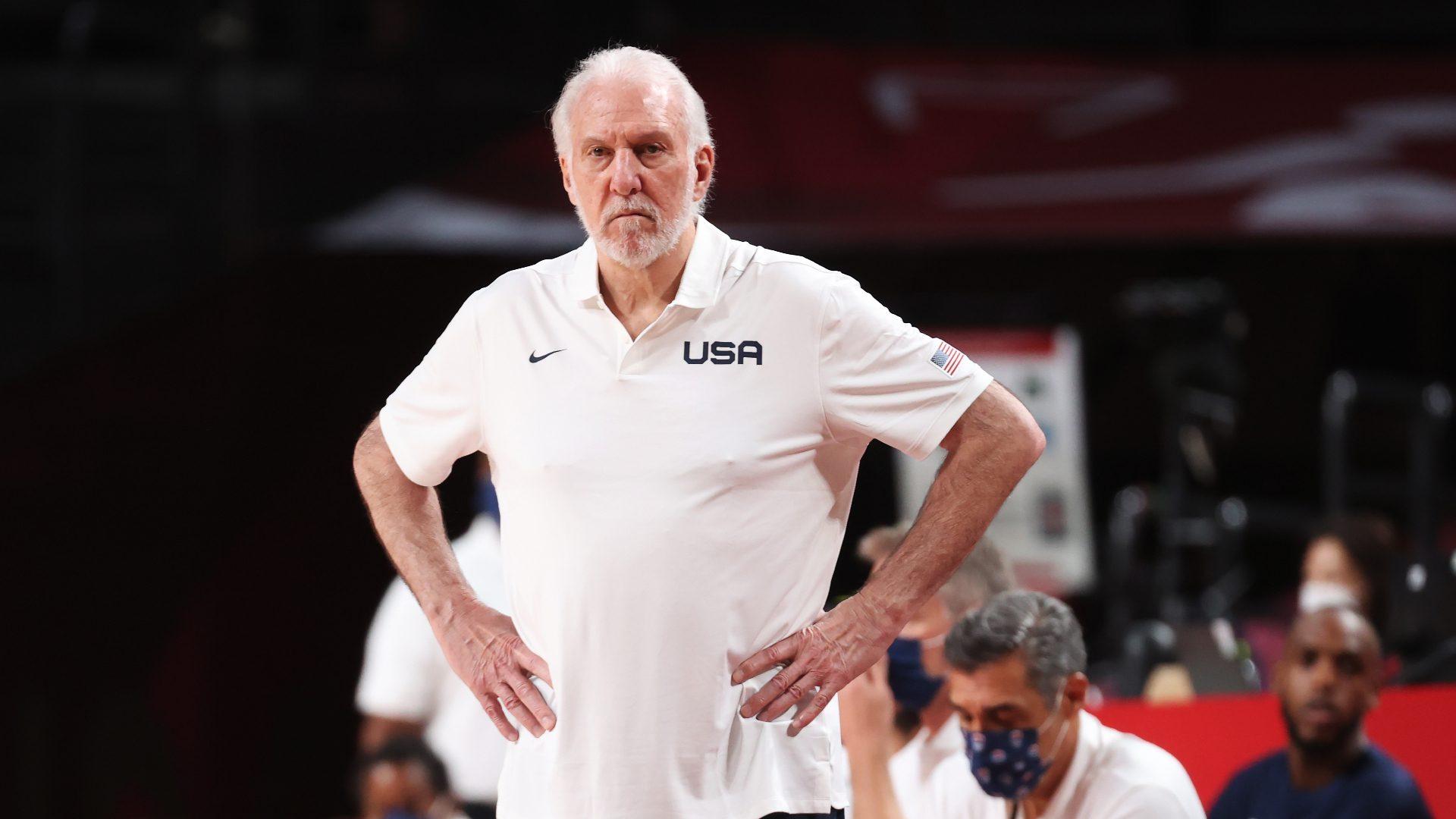 Popovich Team USA