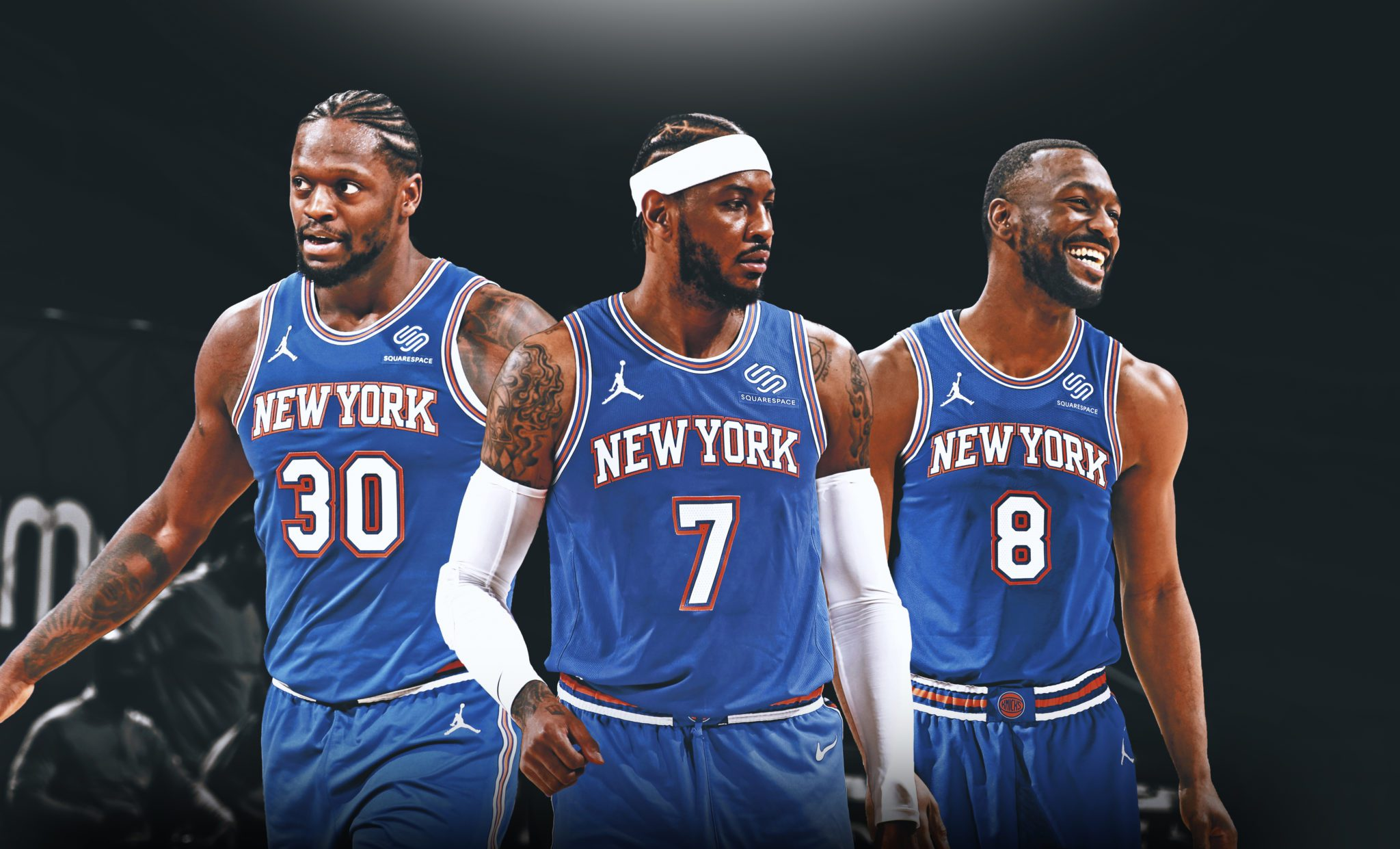 Carmelo Anthony Expected to Sign With the Knicks. Then Everything Changed.