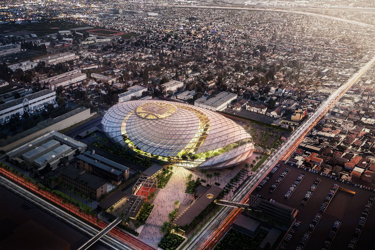 Los Angeles Clippers Break Ground for New Arena, Set To Open In 2024