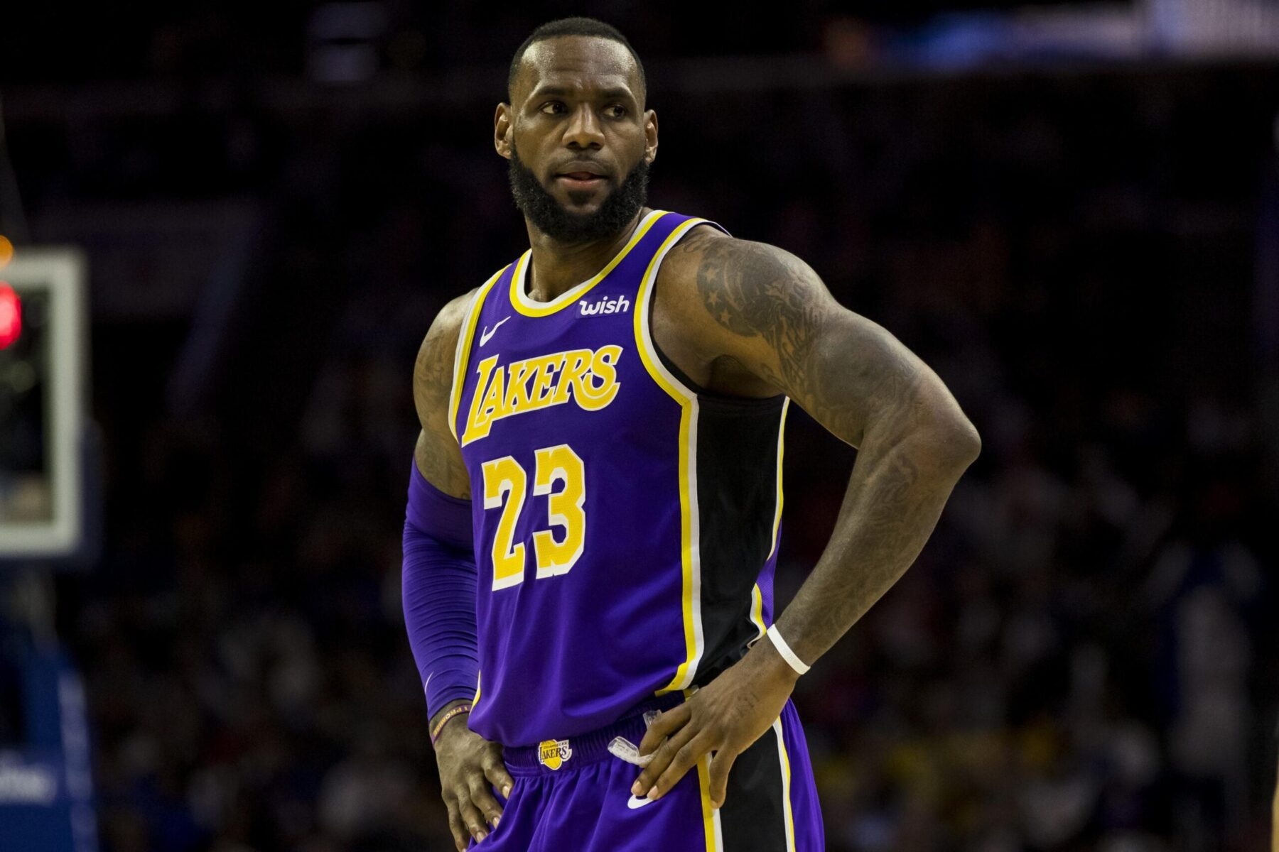 LeBron James Organizes 3-Day Minicamp for Lakers in Vegas