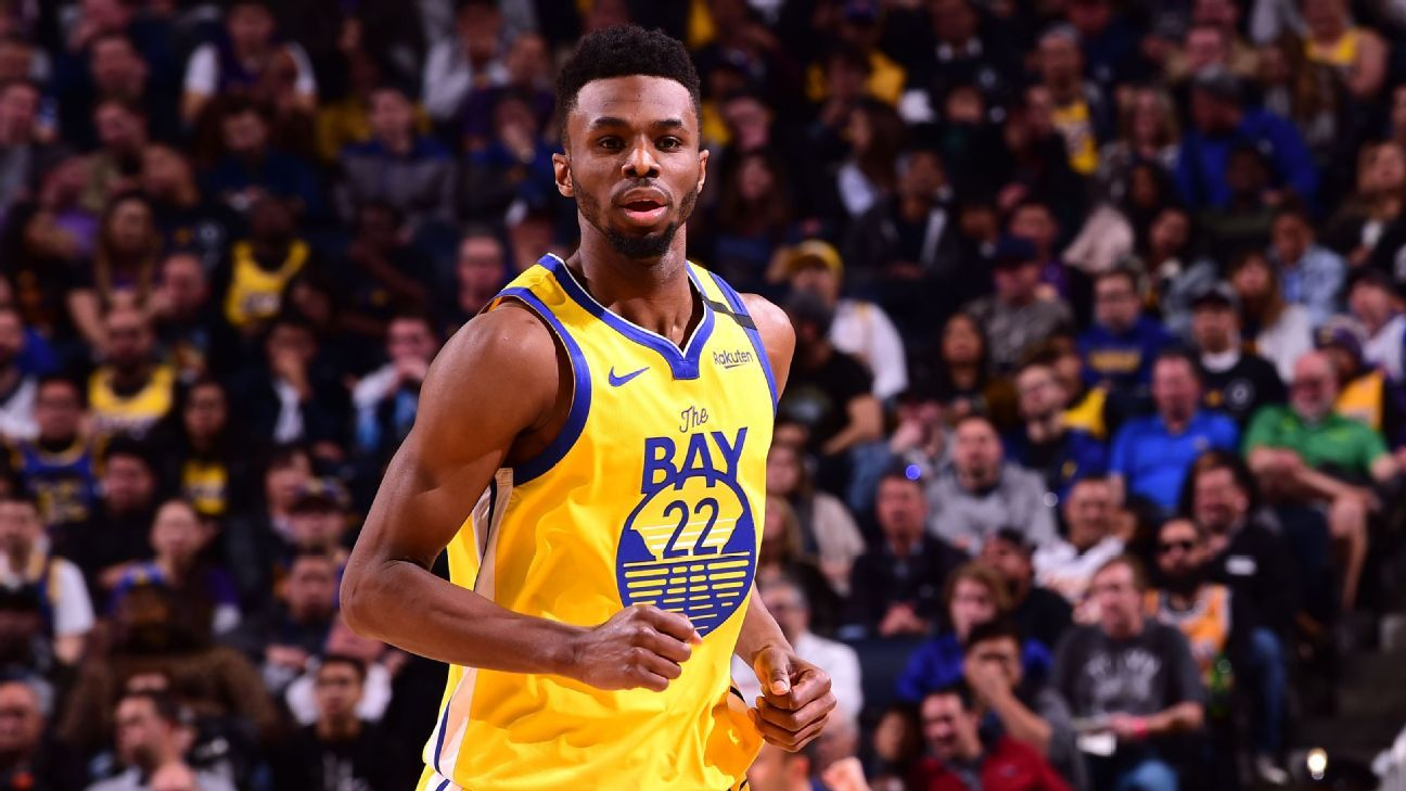 Warriors' Andrew Wiggins Still Unvaccinated and Golden State Is Worried