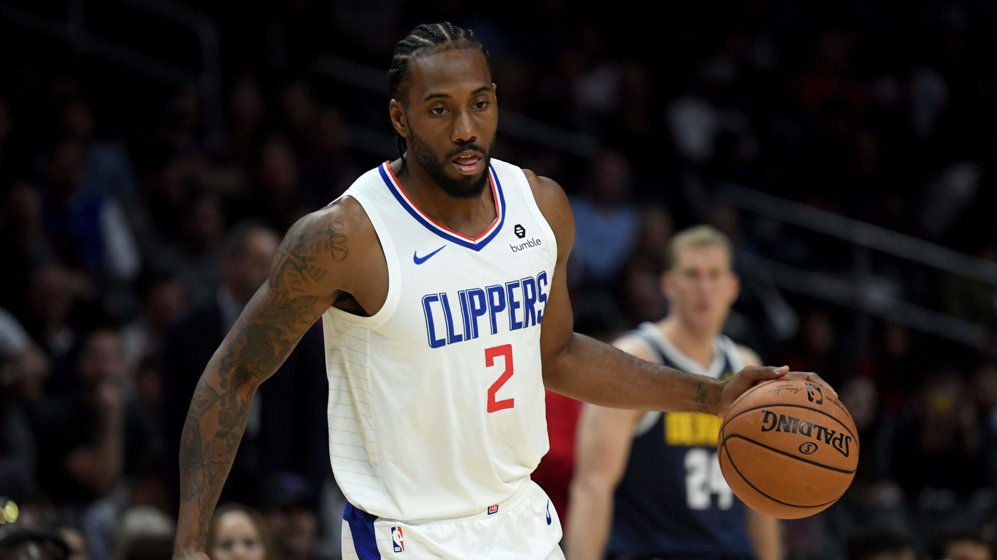 Kawhi Leonard: Unknown When or if He Will Return From ACL This Year