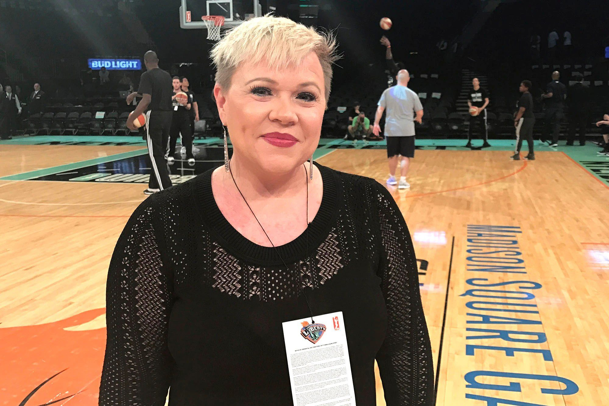 Holly Rowe of ESPN is joining the Jazz's broadcast team