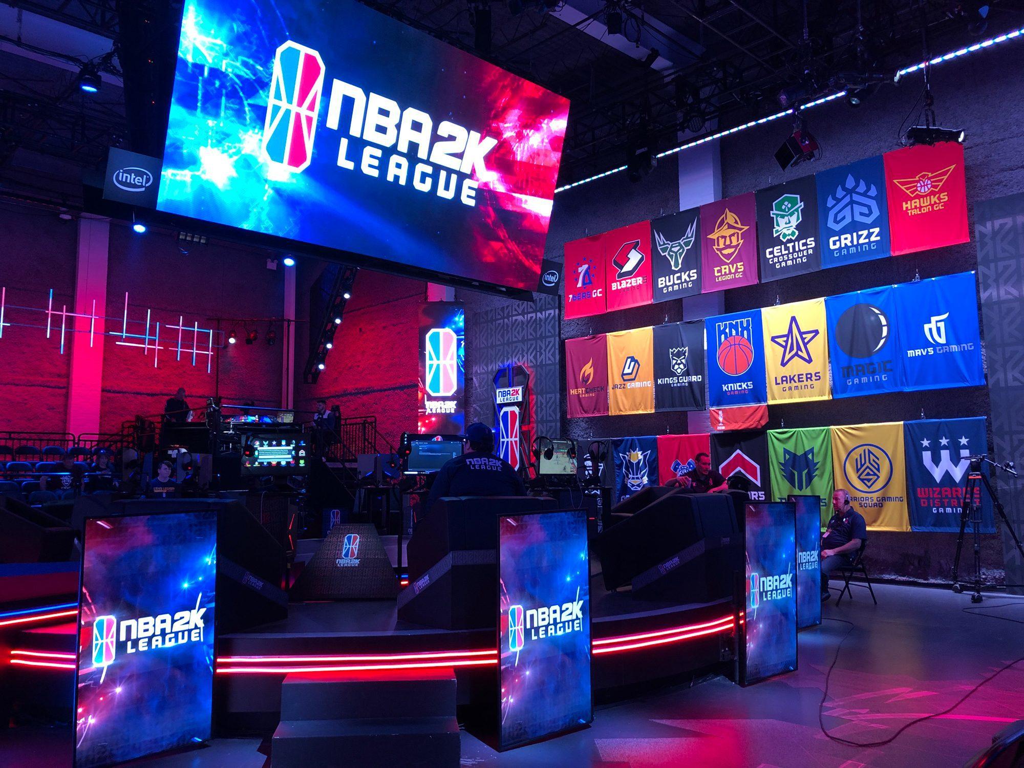 NBA 2K League New Team