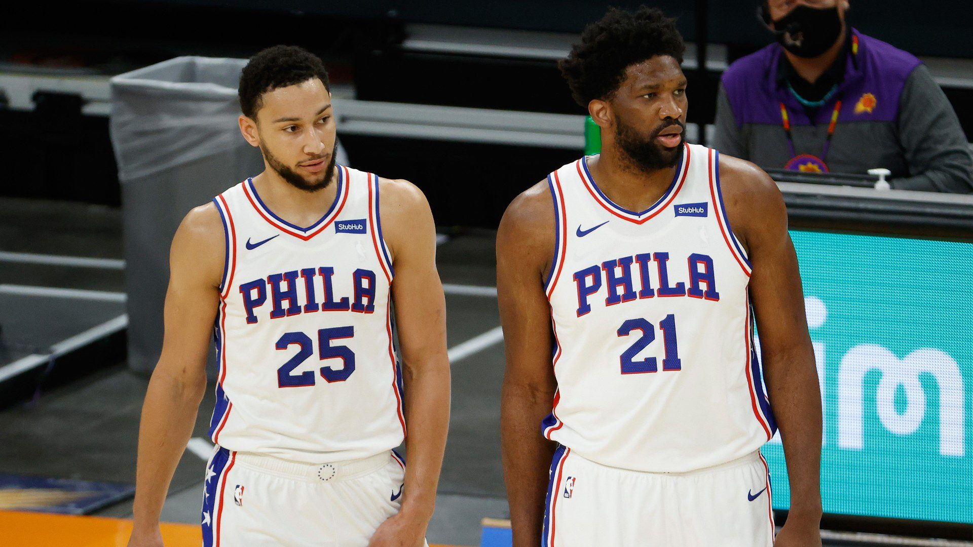 76ers Joel Embiid Responds To Ben Simmons: 'Weird, disappointing, borderline kind of disrespectful'
