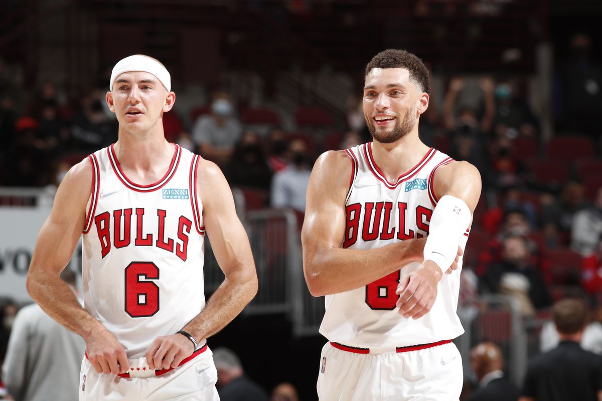 New-Look Bulls Bring Showtime to Chicago