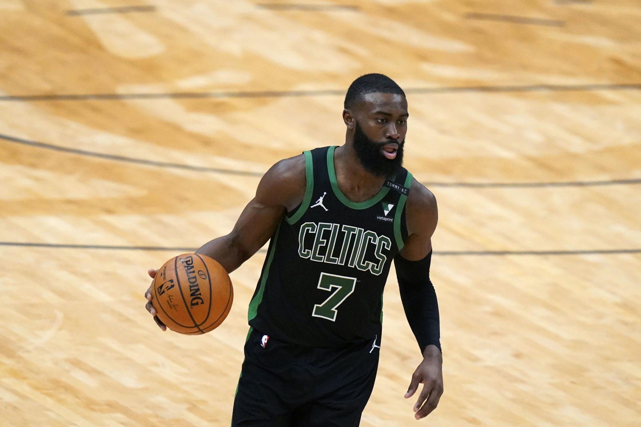 Celtics' Jaylen Brown Tests Positive for COVID-19