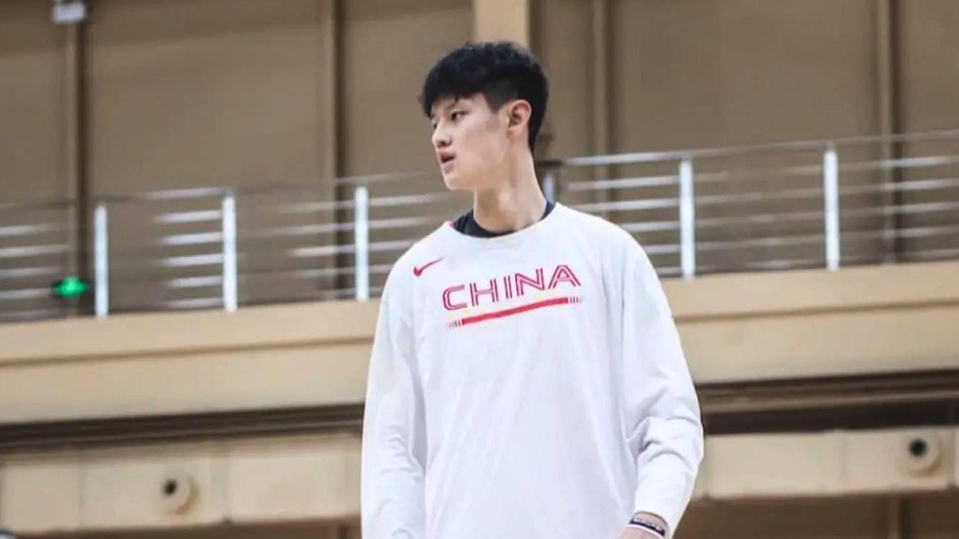 Fanbo Zeng G League Ignite