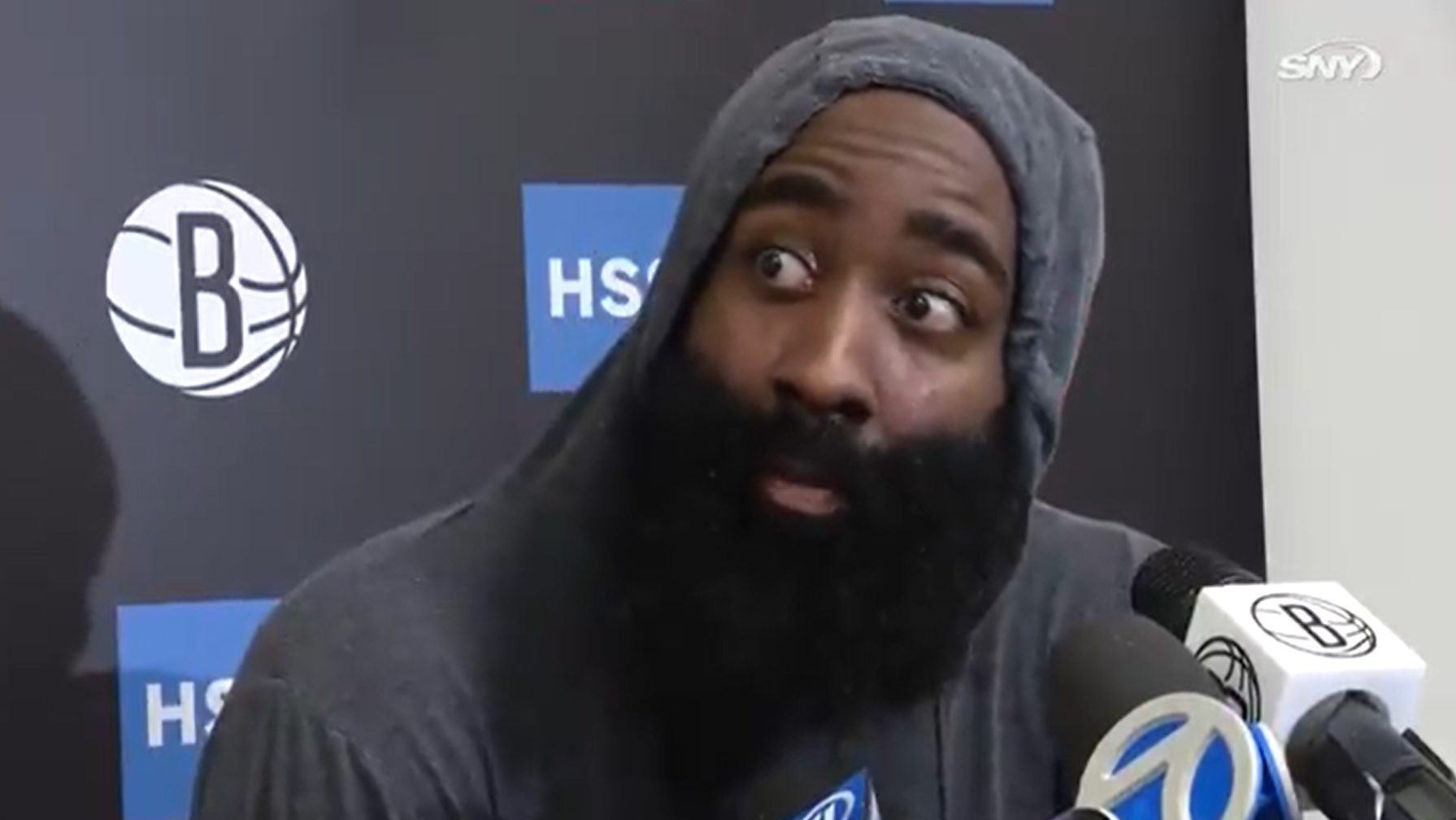 James Harden Breaks His Silence On Kyrie Irving Controversy