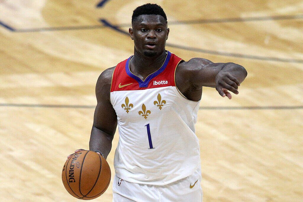 Zion Williamson Will Sit Out Pelicans' Season Opener Due to Foot Injury